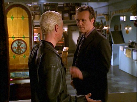 Buffy the Vampire Slayer, I Was Made to Love You, Giles, Spike