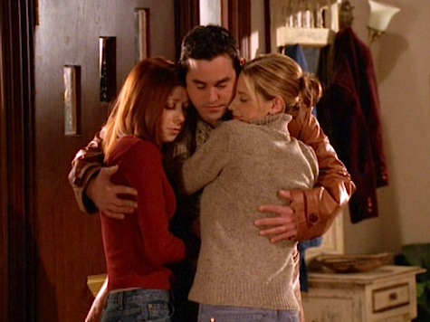 Buffy the Vampire Slayer, Normal Again, Willow, Xander