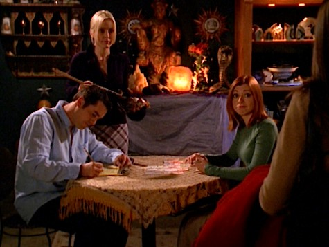Buffy the Vampire Slayer, Older and Far Away, Dawn, Xander, Anya, Willow