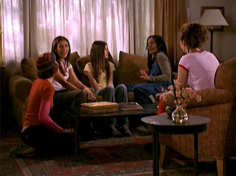 Buffy the Vampire Slayer, Potential, Amanda, Kennedy, Rona, Vi
