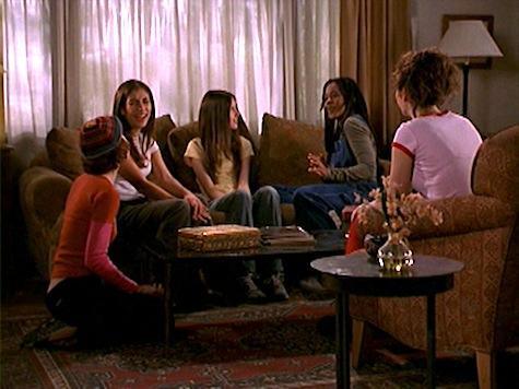 Buffy the Vampire Slayer, Potential, Amanda, Kennedy, Rona, Vi