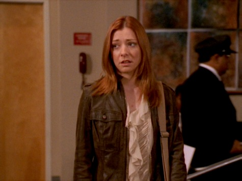 Buffy the Vampire Slayer, Same Time Same Place, Willow