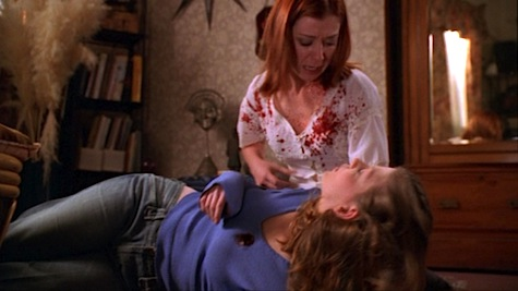 Buffy the Vampire Slayer, Seeing Red, Tara Willow