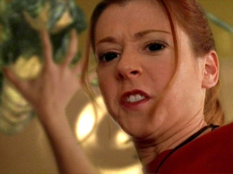 Buffy the Vampire Slayer, Selfless,Willow