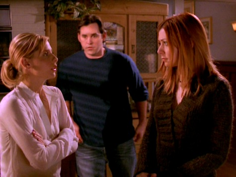 Buffy the Vampire Slayer, Showtime, Willow, Xander