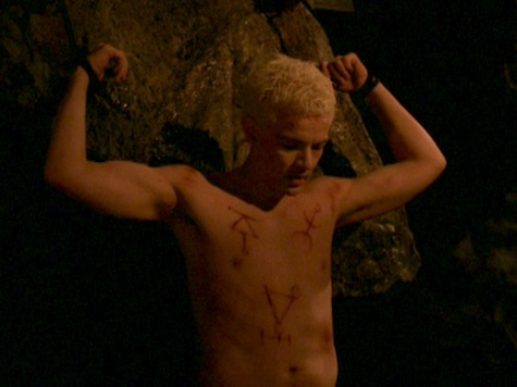 Buffy the Vampire Slayer, Showtime, Spike