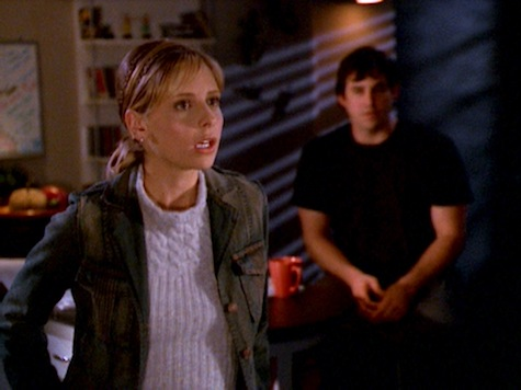 Buffy the Vampire Slayer, Sleeper, Buffy, Xander