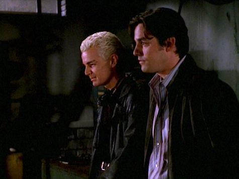 Buffy the Vampire Slayer, Spiral, Spike, Xander