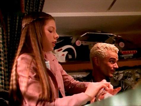 Buffy the Vampire Slayer, Spiral, Spike, Dawn