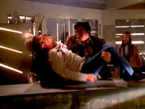 Buffy the Vampire Slayer, Spiral, Xander, Giles