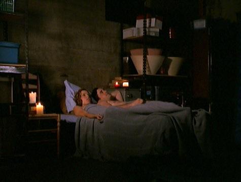 Buffy the Vampire Slayer, Storyteller, Anya, Xander