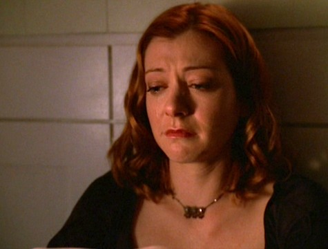 Buffy the Vampire Slayer Tabula Rasa Willow