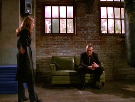 Buffy the Vampire Slayer Tabula Rasa Giles