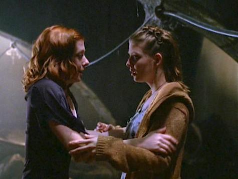 Buffy the Vampire Slayer Tabula Rasa Willow Tara