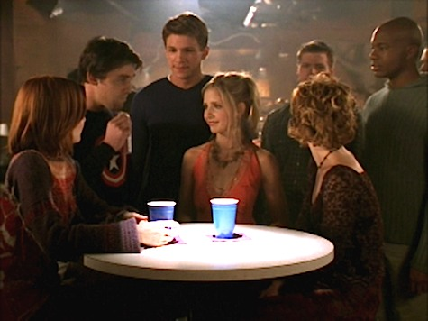 Buffy the Vampire Slayer, The I in Team