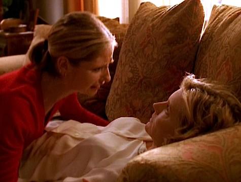 Buffy the Vampire Slayer, The Body, Joyce