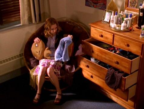 Buffy the Vampire Slayer, The Body, Anya