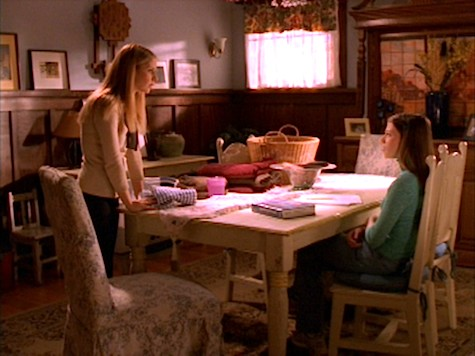 Buffy the Vampire Slayer, Tough Love, Dawn