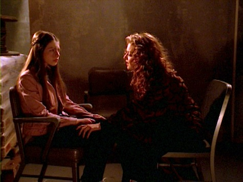Buffy the Vampire Slayer, Weight of the World, Glory, Dawn