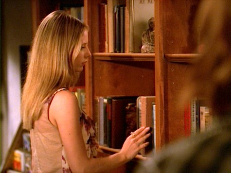 Buffy the Vampire Slayer, Weight of the World