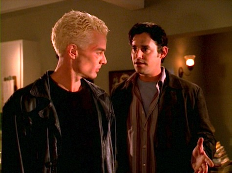 Buffy the Vampire Slayer, Weight of the World, Spike, Xander