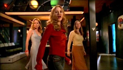 Buffy the Vampire Slayer Once More With Feeling Tara Anya