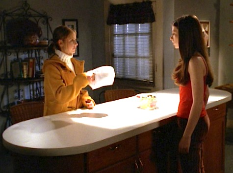 Buffy the Vampire Slayer, As You Were, Dawn