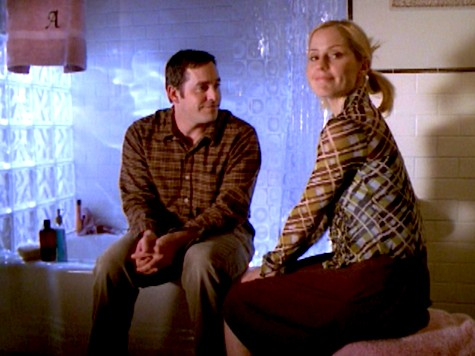 Buffy the Vampire Slayer, As You Were, Xander Anya