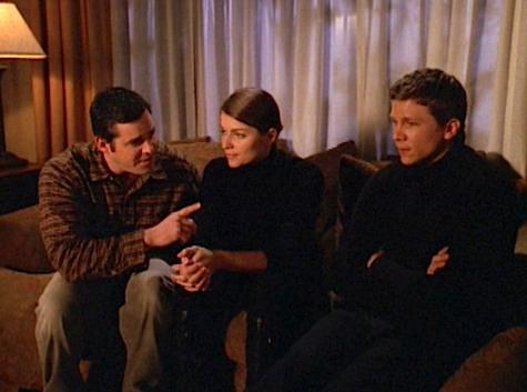 Buffy the Vampire Slayer, As You Were, Riley Sam Xander