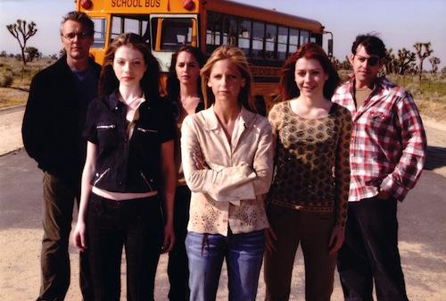 Buffy rewatch wrap up