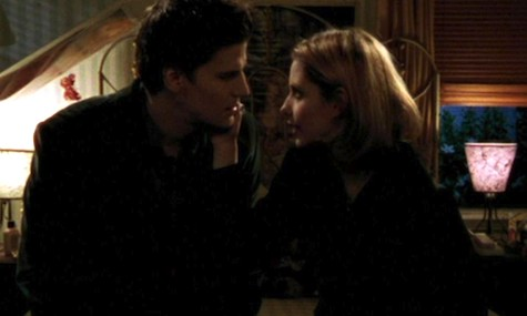 Buffy the Vampire Slayer, What's My Line?