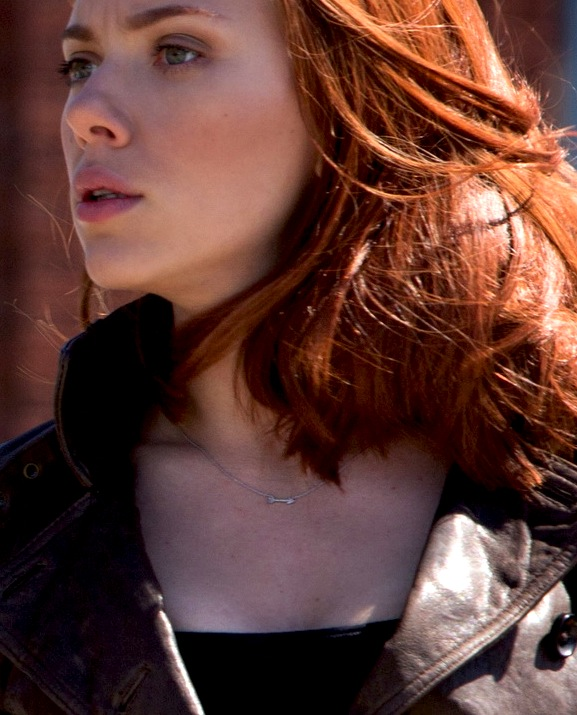 Sorry ladies black widow is taken this pic from the - Natacha avenger ...