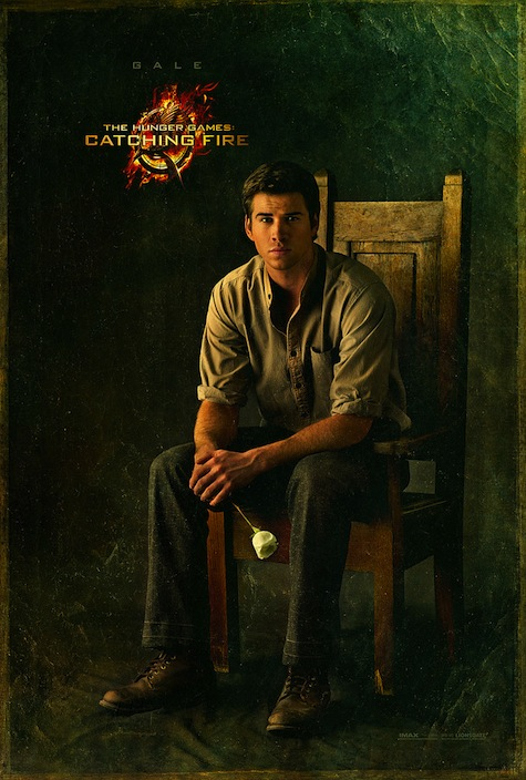Capitol Portraits Gale Hawthorne Liam Hemsworth Catching Fire