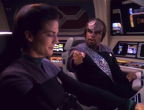 Star Trek Deep Space Nine Rewatch Change Of Heart Tor