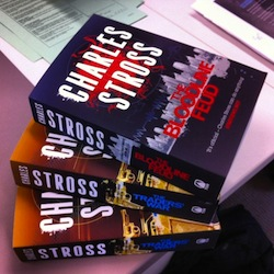 Charles Stross on the Merchant Princes Series
