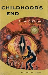 Childhood's End Arthur C Clarke