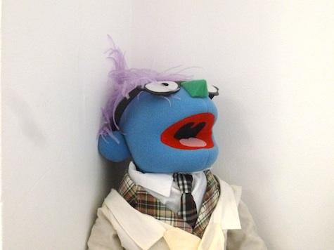 Chris Lough Muppet