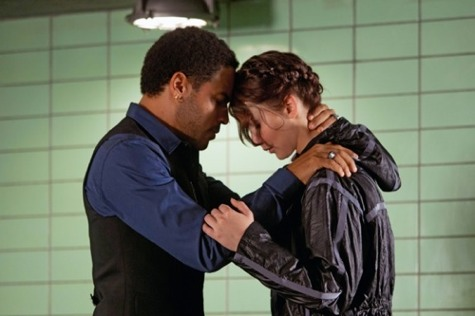 Cinna in The Hunger Games