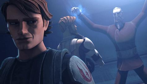 Star Wars The Clone Wars, anakin skywalker, obi-wan kenobi, count dooku
