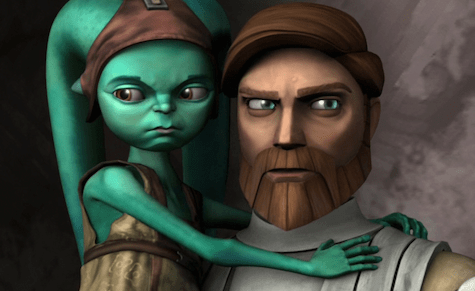 Star Wars The Clone Wars, obi-wan kenobi