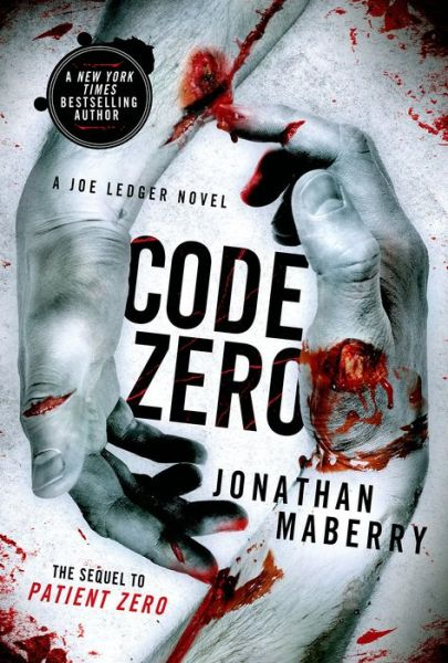 Jonathan Maberry Joe Ledger Code Zero