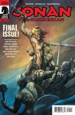 Conan the Crimmerian #25