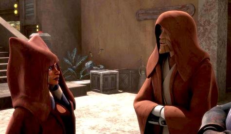 Star Wars The Clone Wars, Obi-Wan, Ahsoka, A War on Two Fronts
