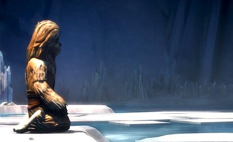 Star Wars The Clone Wars, The Gathering, Tiny Wookiee Jedi