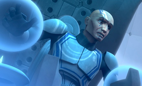 Star Wars: The Clone Wars, Hardcase
