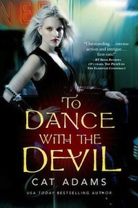 To Dance with the Devil Book Cover