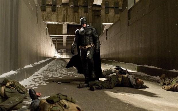 Finally, a Batman Movie Actually About Batman: The Dark Knight Rises
