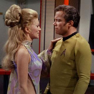 Star Trek Kirk Deela