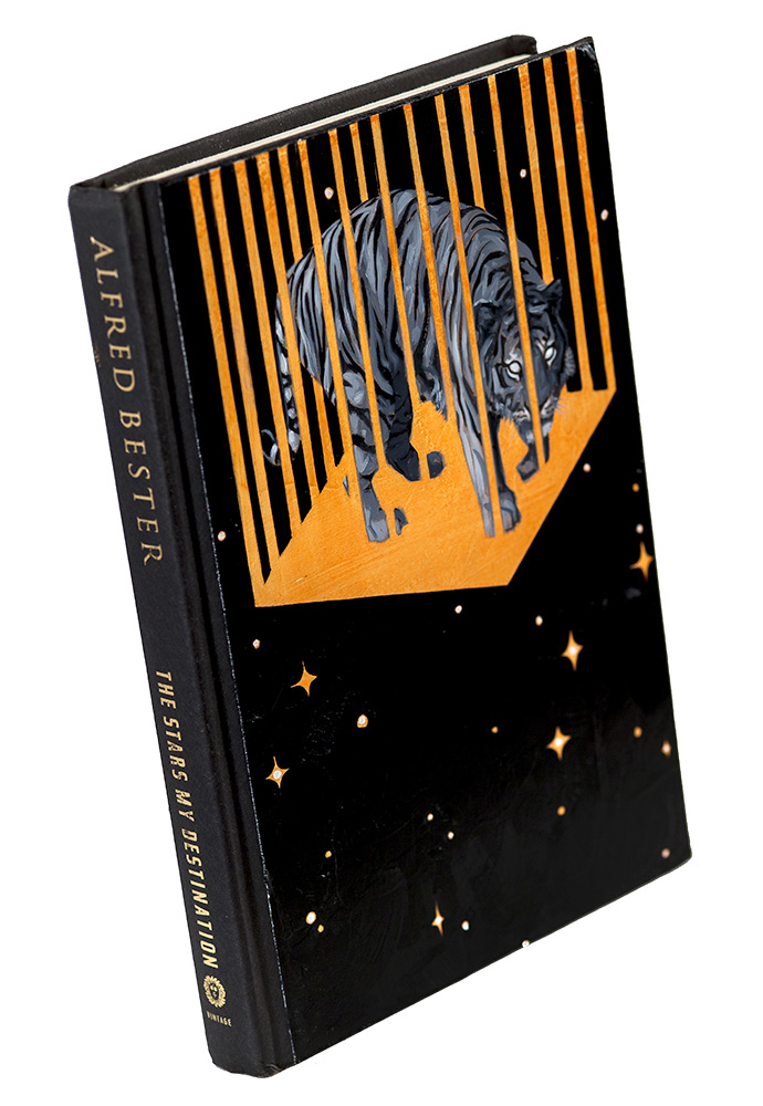 The Stars My Destination Alfred Bester Dave Palumbo