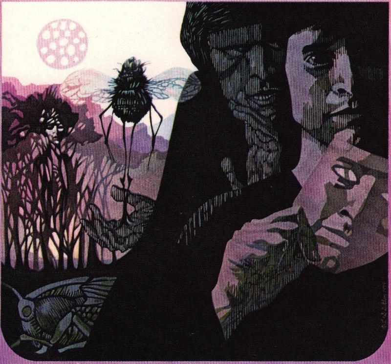 Leo and Diane Dillon Harlan Ellison Shatterday